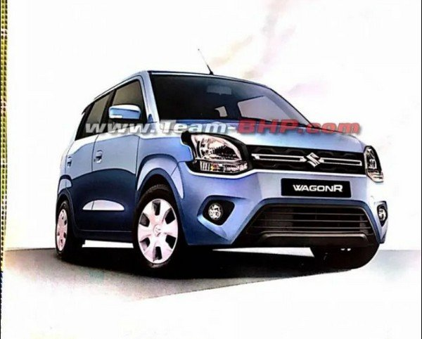 WagonR front look