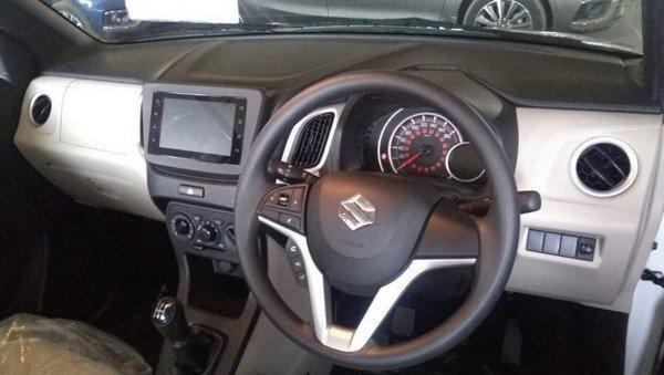 Maruti Suzuki WagonR 2019, Interior Look