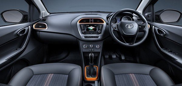 Even though the interior looks the same, the experience is totally different with the addition of various features