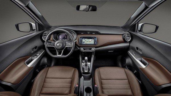 Nissan Kicks India 2019 interior setting