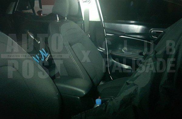 Hyundai Syx interior spied