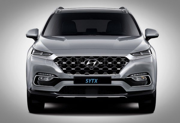 Hyundai Styx front look