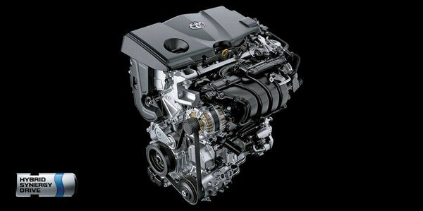 Toyota Camry 2019 engine