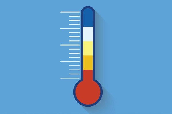 a vector thermometer
