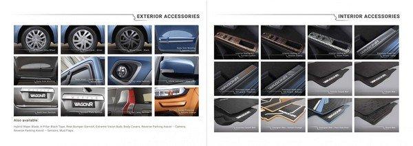 Maruti Suzuki WagonR package