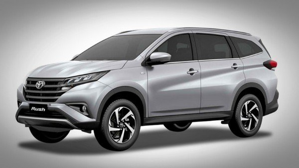 Toyota Rush is deemed to be the name of the upcoming MPV in India