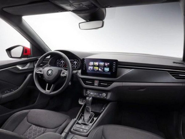 Skoda Kamiq interior revealed with free-floating touchscreen and many upgrades