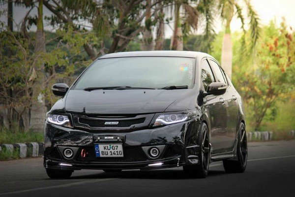 honda city with mugen RR