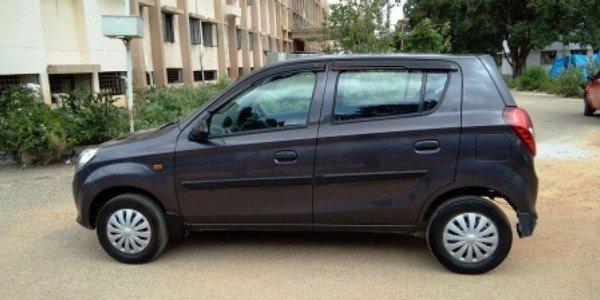 Maruti Suzuki Alto side look