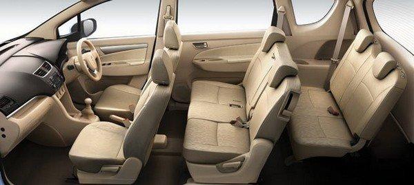 6 Seater Maruti Suzuki Ertiga To Launch With A Different Name Via