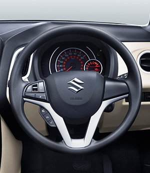 2019 maruti wagonr steering wheel