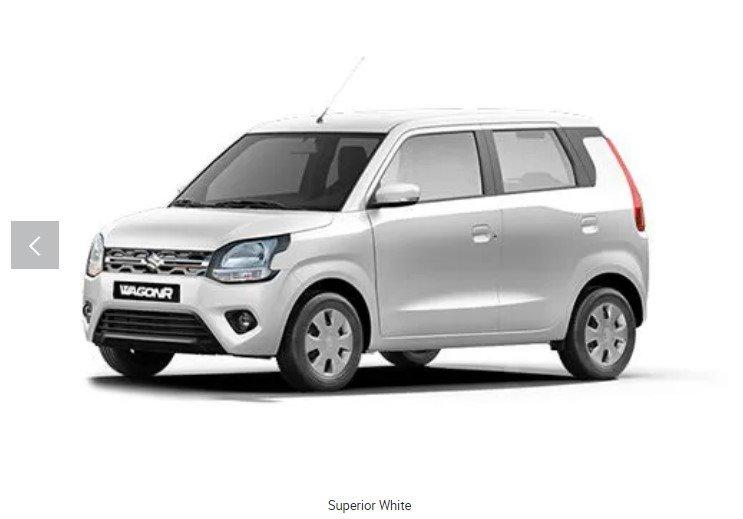 2019 maruti wagonr superior white