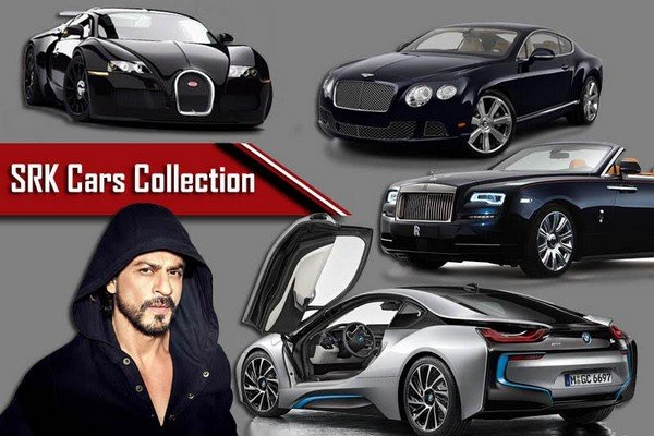 Shahrukh Khan car collection