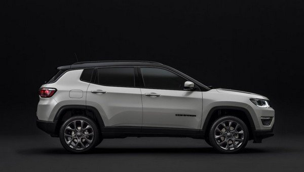 Jeep Compass S side look