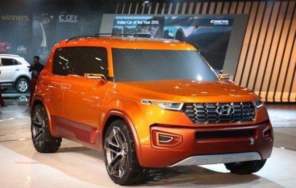 Hyundai Qxi Styx side look