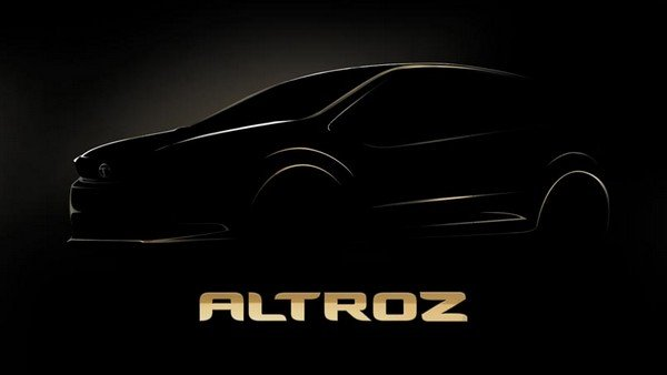Tata Altroz teased picture