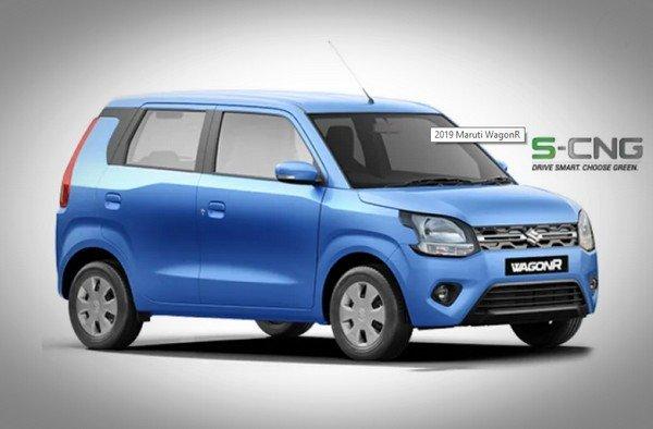 Maruti Suzuki Wagon R CNG