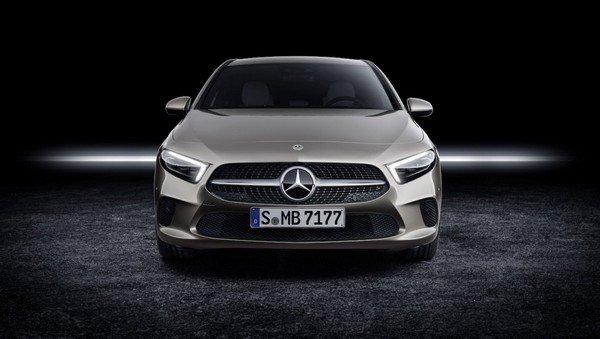 Mercedes-Benz A-Class, front angular look