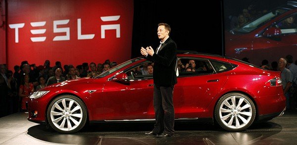 Elon Musk, Tesla Model X