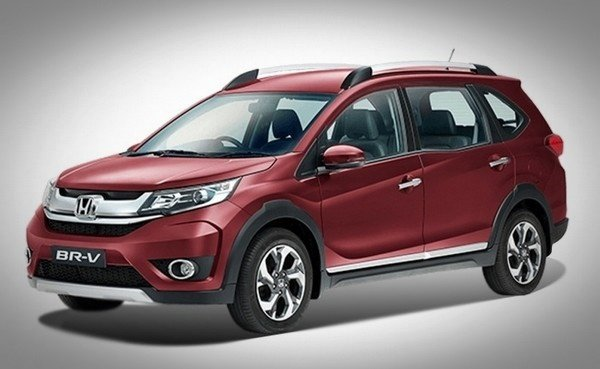 2019 Honda Br V To Have Worlds Premiere At Indonesia Motor Show 2019
