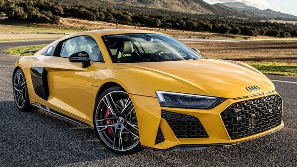 10 Transformers Cars That Top Our List Of Wants! - yellow Audi R8 angle view