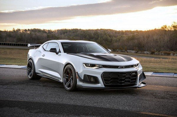 10 Transformers Cars That Top Our List Of Wants! - white Chevrolet Camaro