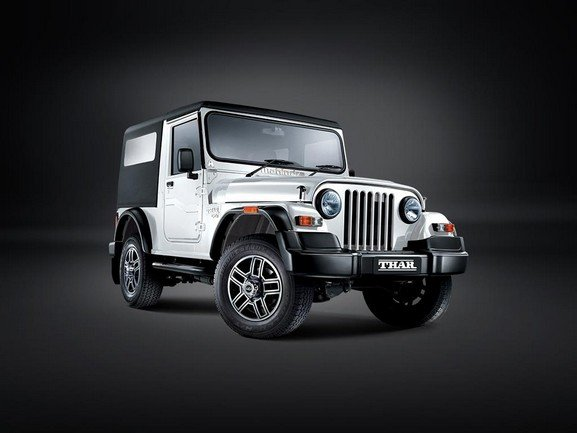 Mahindra Thar front right