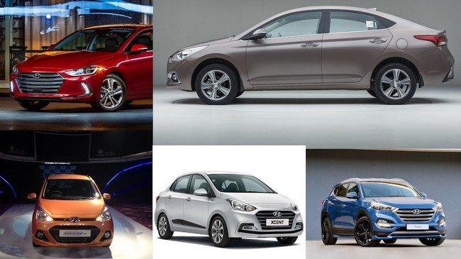Hyundai car montage