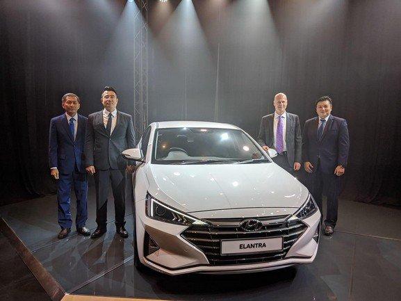 2019 Hyundai Elantra launch