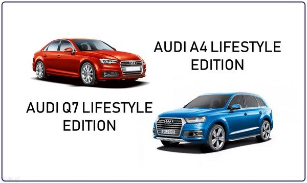 Audi A4 Lifestyle Edition And Audi Q7 Lifestyle Edition Launched