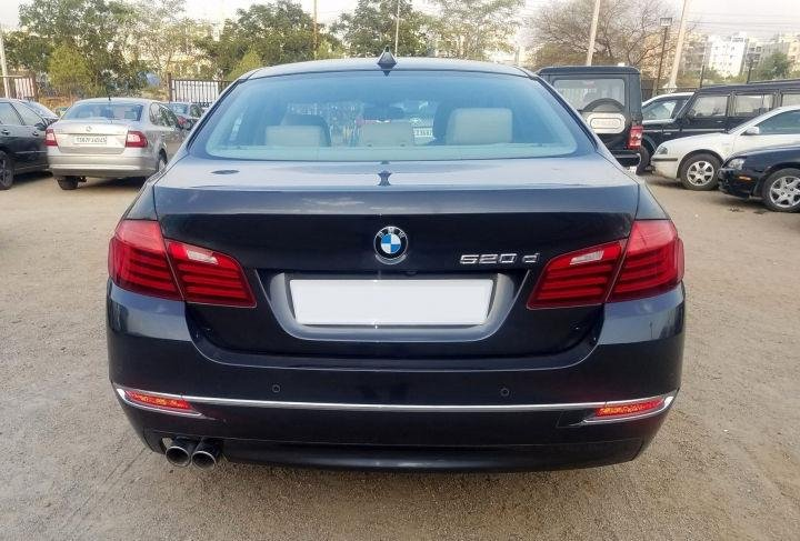 2014 BMW 5 Series 520d Luxury Line AT for sale 211989