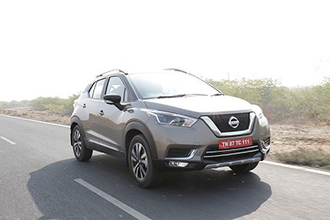 Nissan Kicks first drive 2