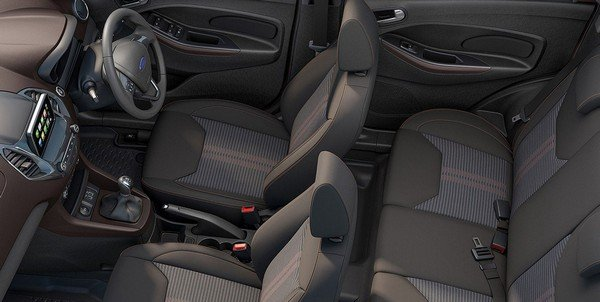 ford freestyle cabin layout