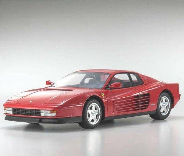 Ferrari Testarossa  toy car