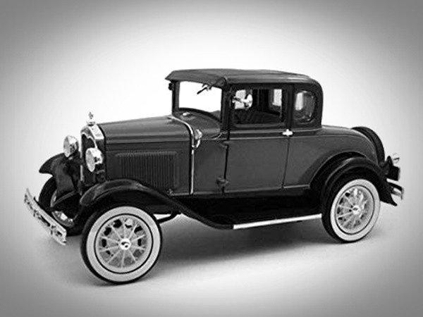 ford model a toy car