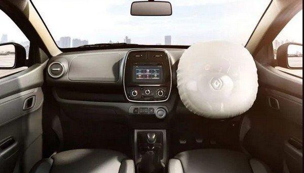 renault kwid interior dashboard