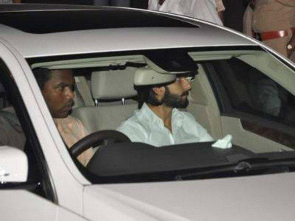 Ranveer Singh Audi Q5 white