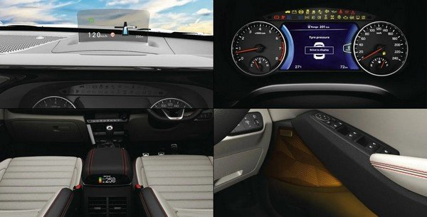 kia seltos features smart head-up display, 7-inch MID, and Smart Pure Air Purifier
