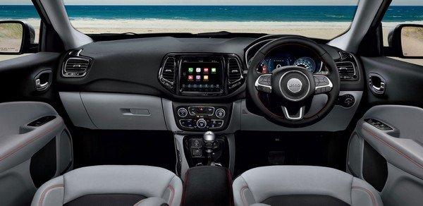 jeep compass interior look