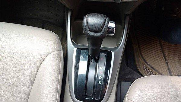 CVT car shifter