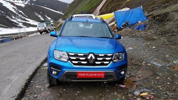 Cars atAuto Expo 2020 - 2020 Renault Duster