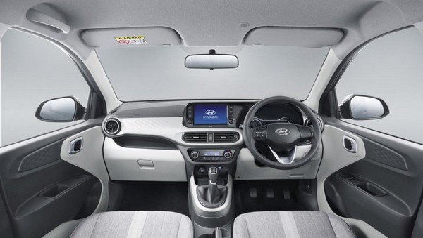 2019 grand i10 nios interior look