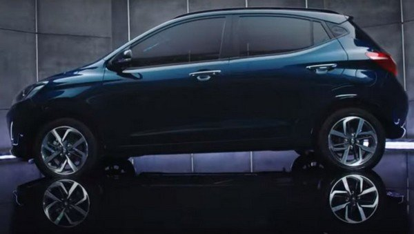 2019 hyundai grand i10 nios side angle