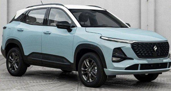 Cars atAuto Expo 2020 - Baojun RS-3