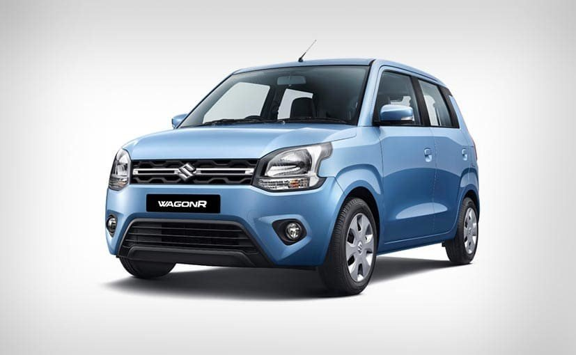 Maruti Suzuki Wagon R S-CNG variant. The car will appeal to customer looking for fuel-economy.