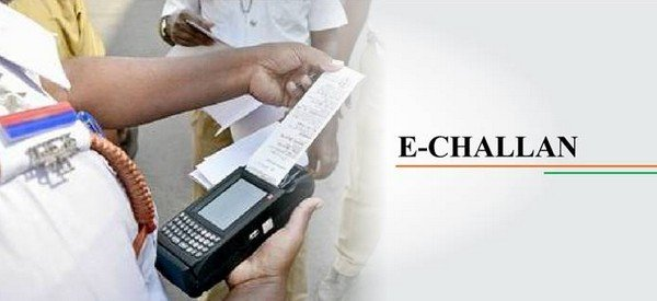 tips to check e-challans