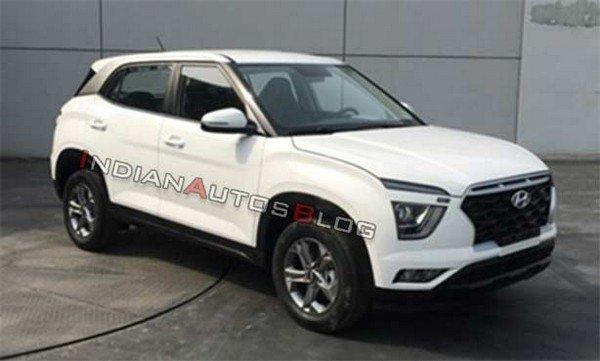 2020 hyundai ix25 white colour front