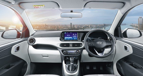 hyundai grand i10 nios interior dashboard