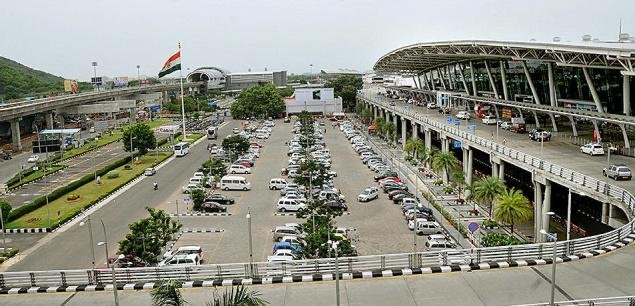 parking facility at chennai airport