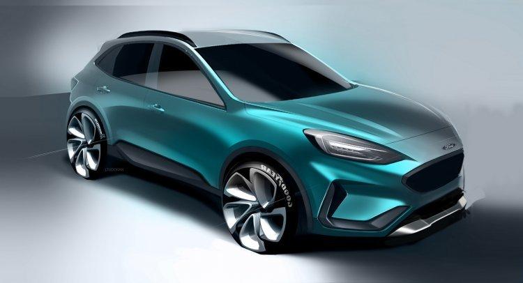 Cars atAuto Expo 2020 - Ford-Mahindra JV SUV